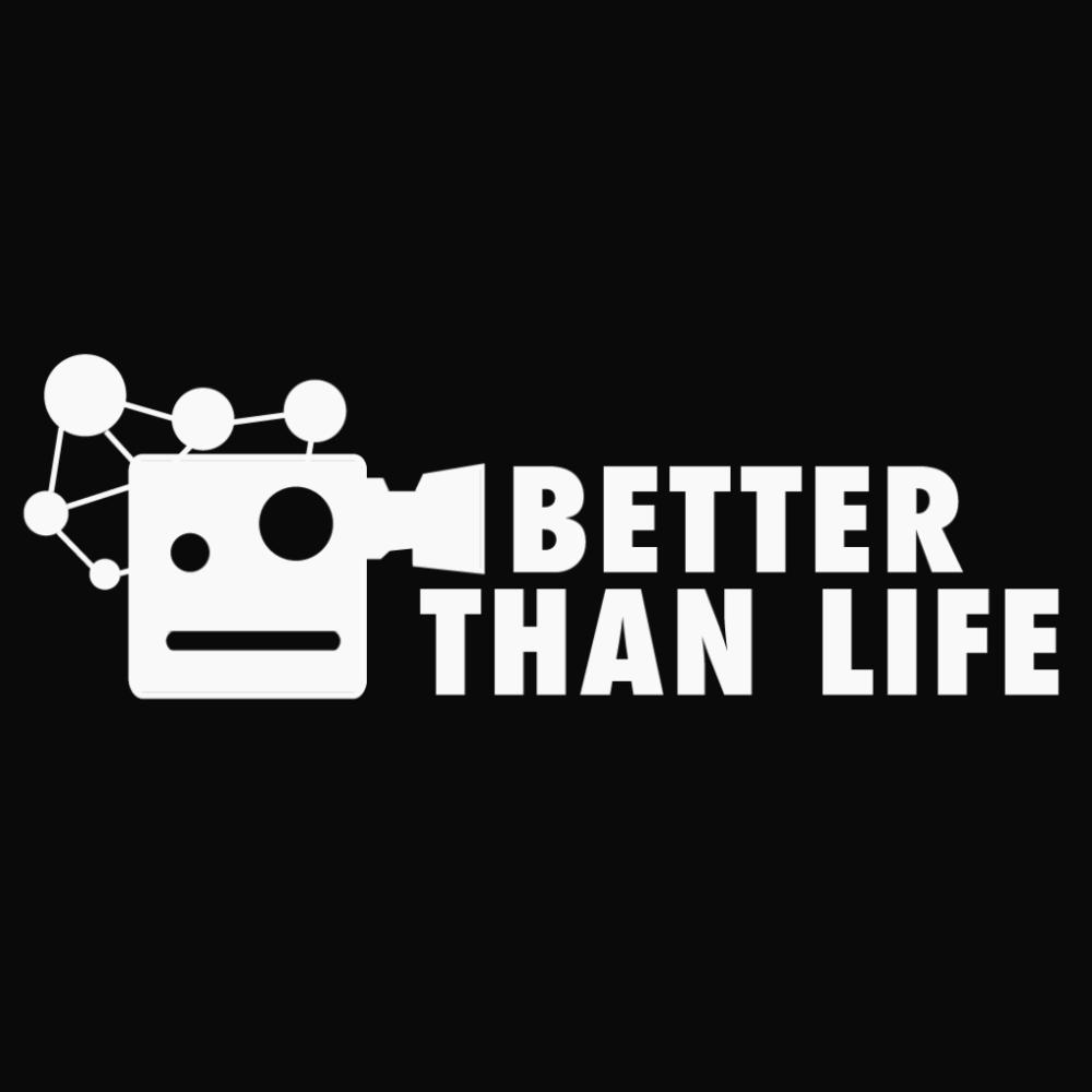 Better Than Life logo